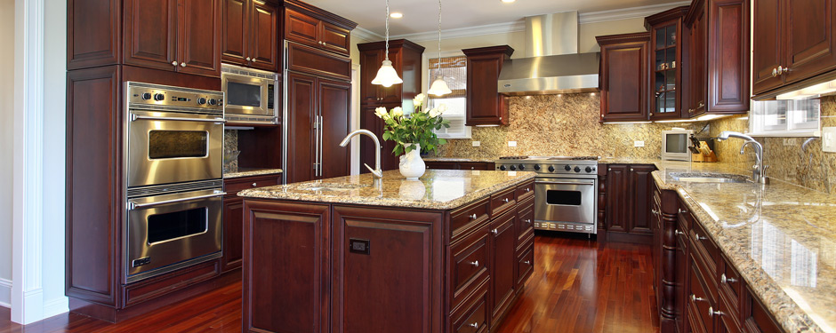 Incredible Kitchen with cherry wood kitchen cabinets 940 x 375 · 148 kB · jpeg