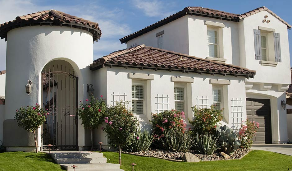 Roofing styles and ideas trusted home contractors for Spanish style roof tiles